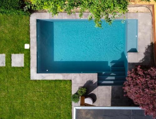 Hoogseizoen in zwemland